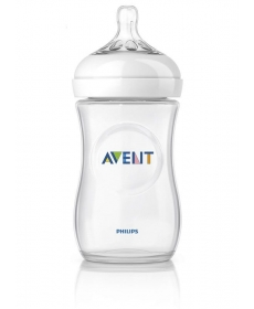 АВЕНТ Бутылка для кормления 260мл Natural
