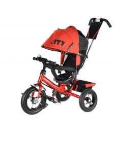 Детский трехколесный велосипед Trike City JW7R