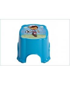 Табурет детский - Голубой 06105
