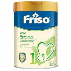 Friso Фрисовом 1 с пребиотиками 400г