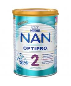 Nestle Смесь NAN 2 Optipro 400г