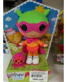 Кукла 528418 Lalaloopsy Littles Супергерой LALALOO