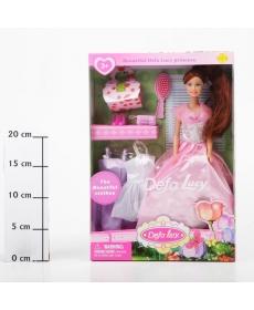 """Кукла """"Defa"""" с одеждой и аксессуарами 8071"""