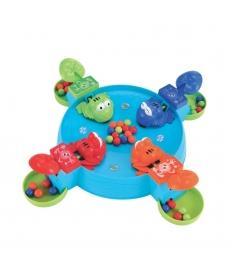 Настольная игра Прожорливые Лягушки