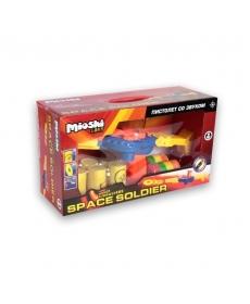 "Игровой набор Mioshi Army ""Space soldier"""