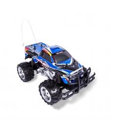 Р/У Джип MioshiTech MONSTER TRUCK 1:14, до 12 км/ч синий