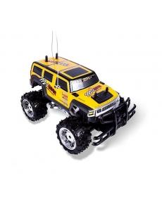 Р/У Джип Mioshitech Monster Truck 1:14, до 12 км/ч желтый