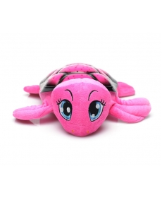 "Черепаха проектор ""Звездное небо"" розовая"