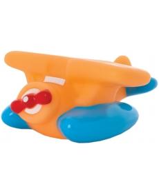 Мир Детства - Игрушка ПВХ Самолетик