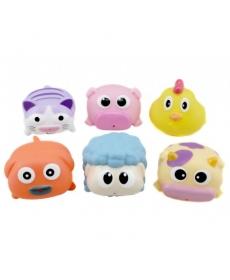 """Мир Детства - Набор игрушек-брызгалок для ванны """"Милашки"""""""
