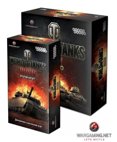 Настольная игра: World of Tanks Rush (2-е рус. изд.)