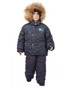 """Комплект для мальчика КМ 14-5 """"Комета"""" (бол) Lapland(110-116, 116-122, 122-128, 128-134)"""