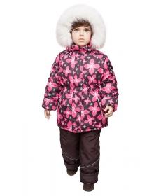 """Комплект для девочки КД 15-7 """"Лилия"""" Lapland (116, 122, 128, 134)"""