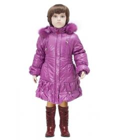 Пальто для девочки А-43-10 (92-122)