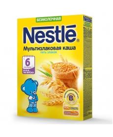 Nestle Каша безмолочная 5 злаков 200г