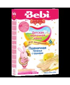 Bebi Молочная Каша - Печенье с грушей 200г