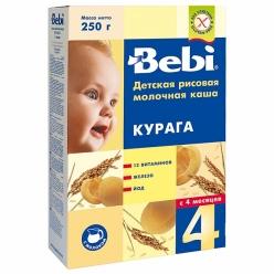 Bebi Молочная Каша Курага 250г