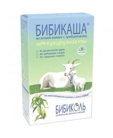 Бибиколь - БИБИКАША Кукурузная 250г
