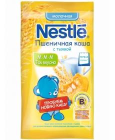 Nestle Каша Молочная  Пшеничная с Тыквой 35г