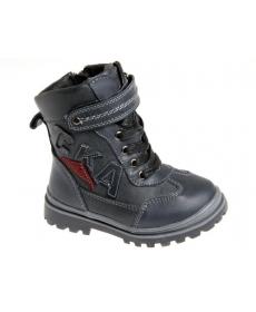 Ботинки для мальчика зимние Сказка R9915503-DB