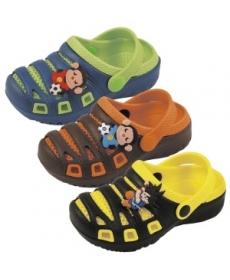 Кроксы детские Tingo 24-29 BR1631