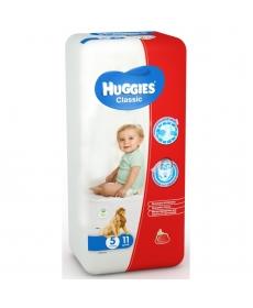 Huggies Classic Подгузники (5) 11- 25 кг - 11 шт