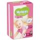 Huggies Ultra Comfort Подгузники для девочек (4) 8-14 кг - 19 шт