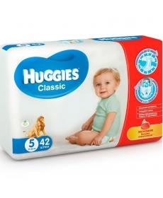 HUGGIES Classic 5 11-25кг 42шт