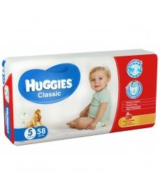 Huggies Classic 5 11-25кг 58шт