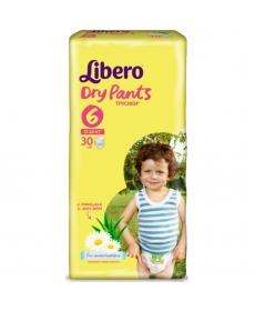 Libero Dry Pants (6) 13-20кг 30шт