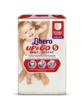 Libero Up&Go (5) 10-14кг 48шт