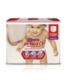 Libero Up&Go (6) 13-20кг 28шт