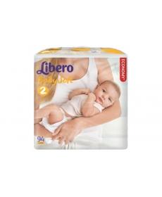 Libero Baby Soft EcoTech Mini 3-6кг 94шт