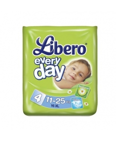 Libero Everyday Extra Large (5) 11-25кг 38шт