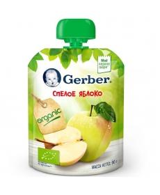 Gerber пюре Органик Яблоко 90г
