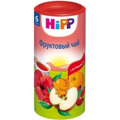 HIPP Чай 200г Фруктовый