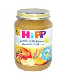 HIPP Пюре 190г Зерновая каша/Фрукты