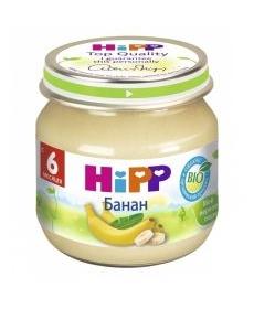 HIPP Пюре 80г Банан