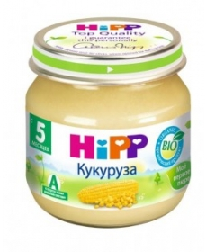 HIPP Пюре 80г Кукуруза