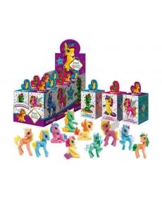 Мармелад с игрушкой в коробочке Пони на ладони