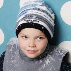 Fishka M4-735  шапка подростковая 54-56