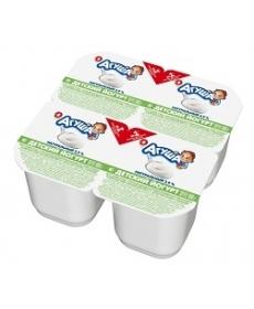 Агуша йогурт питьевой 90г Натуральный 3,1%
