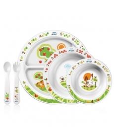АВЕНТ Набор посуды для малыша от 6 м