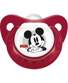 NUK Disney Микки Пустышка сил. р-р1