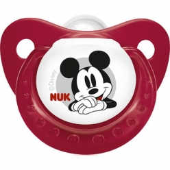 NUK Disney Микки Пустышка сил.усп. р-р1