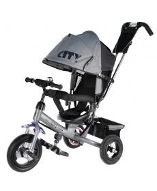 Детский трехколесный велосипед Trike City JW7M