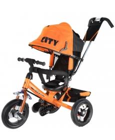 Детский трехколесный велосипед Trike City JW7O
