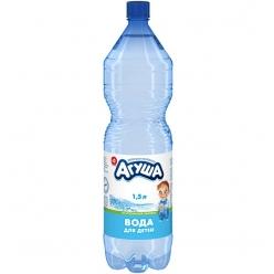 Агуша вода 1,5л для детей