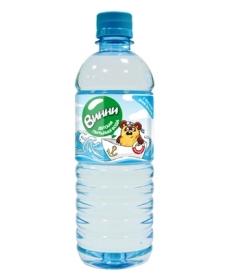 Винни Вода 0,5л с рождения