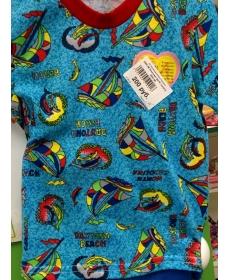 Комплект футболка+шорты Аллегро - 056К-98